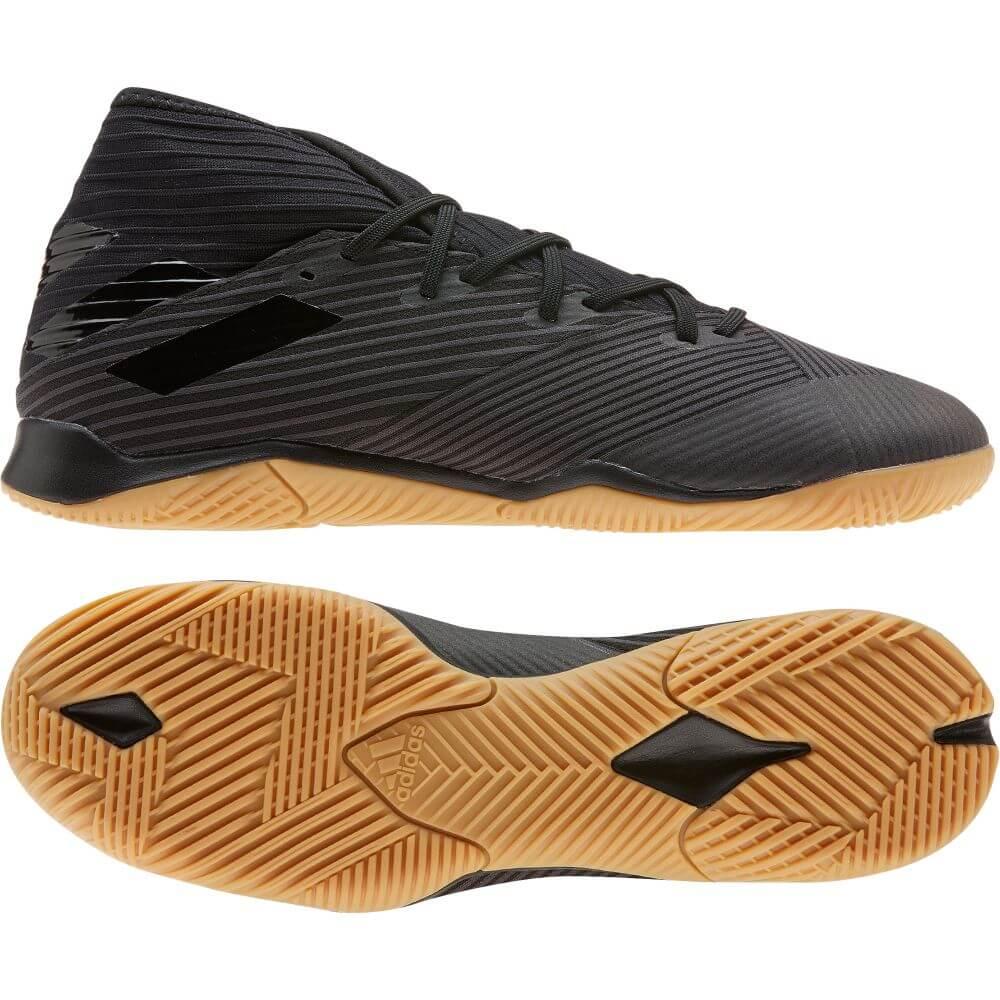 adidas NEMEZIZ 19.3 Zaalvoetbalschoenen Zwart Zwart